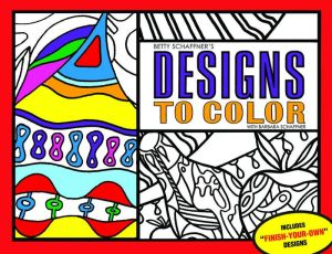 Designs to Color: The Original Coloring Books for Adults