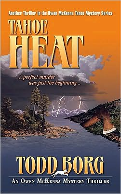 Tahoe Heat (Owen McKenna Series)
