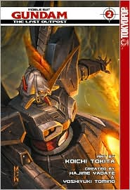 Gundam Wing: The Last Outpost Volume 2