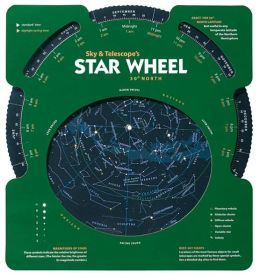 Sky & Telescope's Star Wheel 30 North