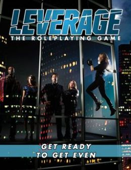 Leverage: The Roleplaying Game