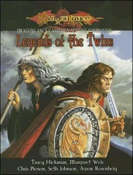Dragonlance - Legends of the Twins (Campaign Setting Companion)