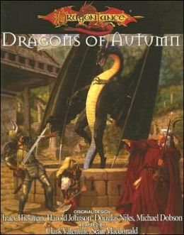 Dragonlance - Dragons of Autumn