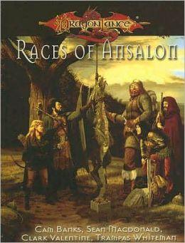 Dragonlance - Races of Ansalon