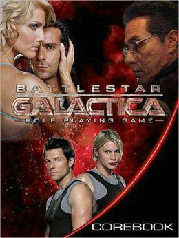 Battlestar Galactica RPG Corebook