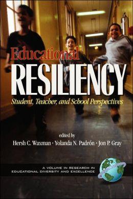 Educational Resiliency