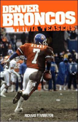 Denver Broncos Trivia Teasers