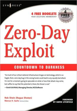 Zero-Day Exploit:: Countdown to Darkness