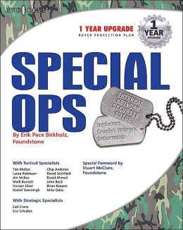 Special OPS: Host and Network Security for Microsoft, Unix and Oracle