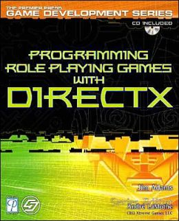 Programming Role Play Games With DirectX