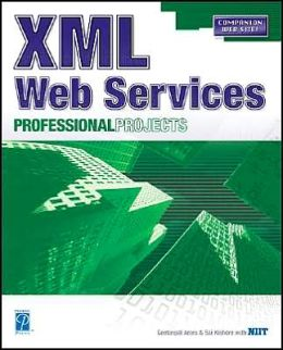 XML Web Services Professional Projects