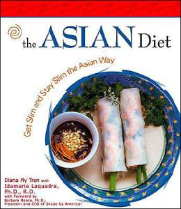 Asian Diet: Get Slim and Stay Slim the Asian Way