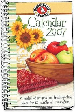 2007 Gooseberry Patch Engagement Calendar