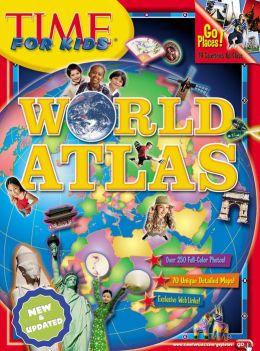 Time for Kids: World Atlas