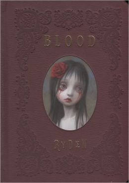 Blood - Hardcover Exhibition Book
