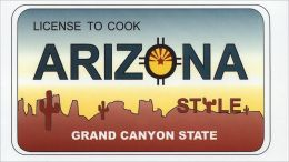 License to Cook Arizona Style