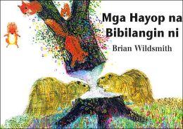 Mga Hayop na Bibilangin ni (Brian Wildsmith's Animals to Count)