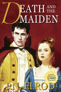 Death and the Maiden (Jonathan Barrett, Gentleman Vampire Series #2)