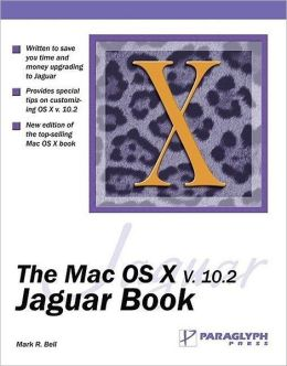 Mac OS X v.10.2 Jaguar Book