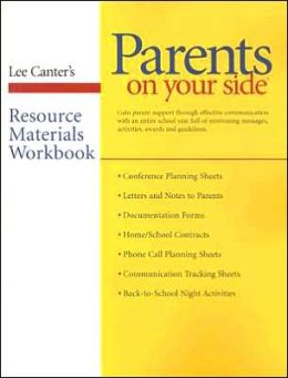 Parents on Your Side Resource Materials Workbook