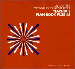 Teacher's Plan Book Plus #5