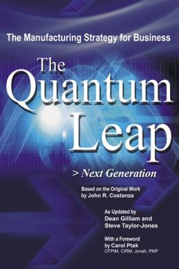 Quantum Leap: The Next Generation