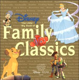 The Little Big Book of Disney Family Classics