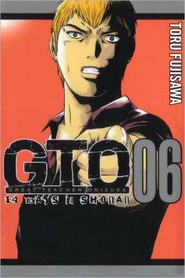 GTO: 14 Days in Shonan, Volume 6