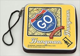Go Games Hangman W/Magnets [With Magnet(s)]