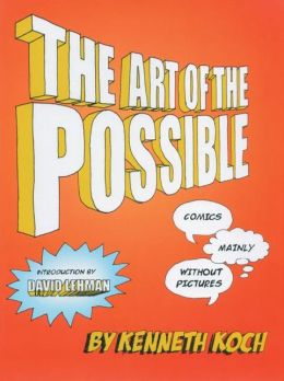 Art of the Possible!: Comics Mainly Without Pictures