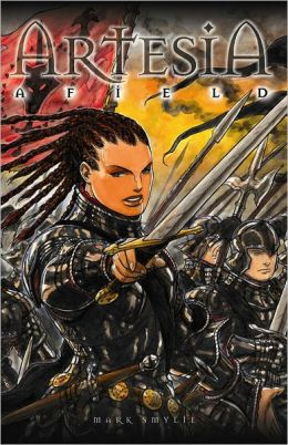 Artesia, Volume 2: Afield: The Second Book of Dooms