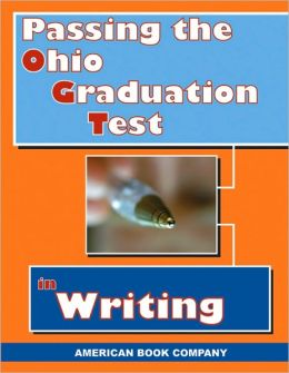 Passing the Ohio Graduation Test in Writing
