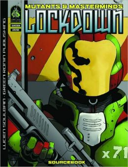 Mutants & Masterminds: Lockdown