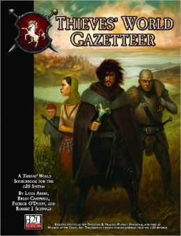 Thieves' World: Gazetteer