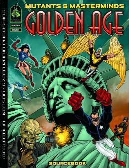 Mutants & Masterminds: Golden Age Sourcebook