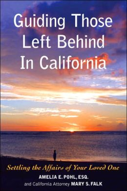 Guiding Those Left Behind in California