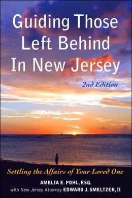Guiding Those Left Behind in New Jersey