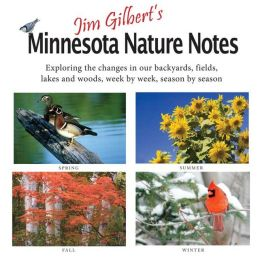 Jim Gilbert's Minnesota Nature Notes
