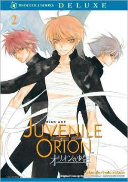 Aquarian Age: Juvenile Orion, Volume 2
