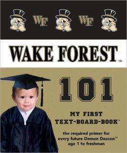 Wake Forest Univ 101