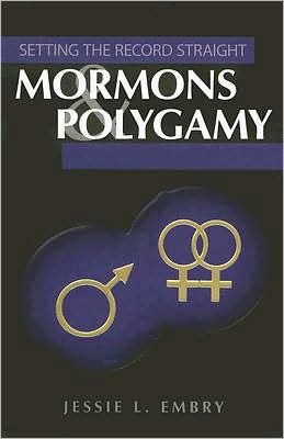 Setting the Record Straight: Mormons & Polygamy