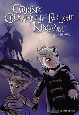 Courtney Crumrin in the Twilight Kingdom, Volume 3