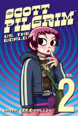 Scott Pilgrim vs. the World, Volume 2