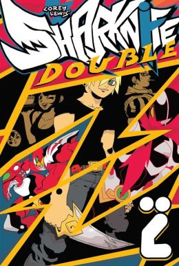 Sharknife, Volume 2