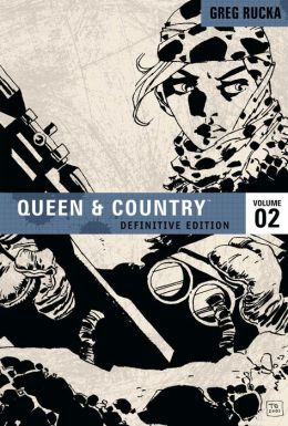 Queen and Country: The Definitive Edition, Volume 2