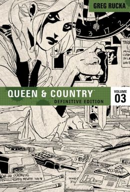 Queen and Country: The Definitive Edition, Volume 3