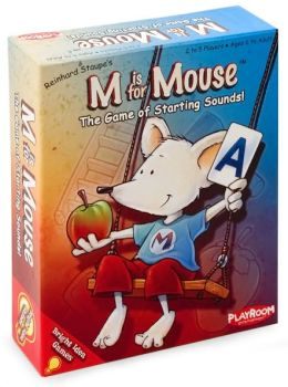 Is For Mouse by Playroom Entertainment | Barnes & Noble