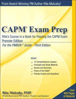 how to pass capm exam