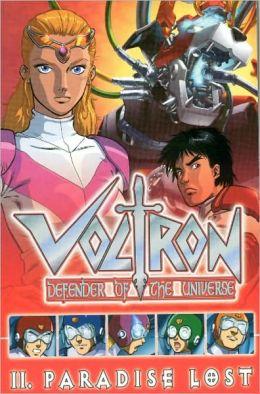 Voltron, Volume 2: Paradise Lost