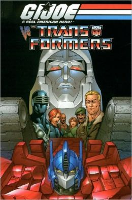 G.I. Joe Vs. the Transformers, Volume 1